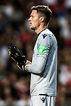 Crystal Palace goalkeeper Wayne Hennessey looks on during the Premier League Asia Trophy match between Liverpool FC and Crystal Palace FC at Hong Kong Stadium on 19 July 2017, in Hong Kong, China. Photo by Yu Chun Christopher Wong / Power Sport Images