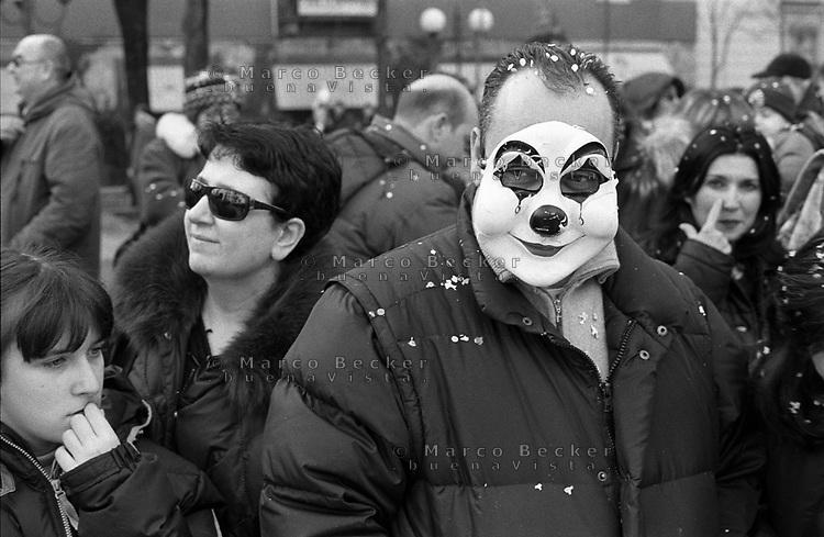Carnevale di Vercelli --- Carnival of Vercelli