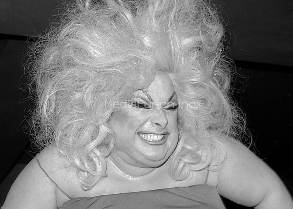Divine 1978<br /> Photo By Adam Scull/PHOTOlink/MediaPunch