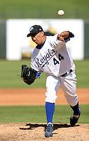 Gilbert de la Vara / Surprise Rafters 2008 Arizona Fall League