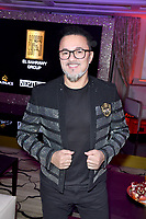 """RedOne, Nadir Khayat<br /> Private music evening with RedOne. The Hotel """"Four Seasons"""". Moscow, Russia - 18 Dec 2020<br /> CAP/PER/EN<br /> ©EN/PER/Capital Pictures"""