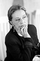 file Photo 1988 - Jeanne Moreau