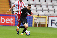 Ashley Hunter of Salford City F.C. during Stevenage vs Salford City, Sky Bet EFL League 2 Football at the Lamex Stadium on 3rd October 2020