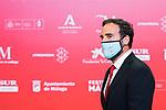 Daniel Perez (PSOE) attends the photocall of Malaga Film Festival 2020. August 29, 2020. (Alterphotos/Francis González)