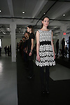 Mercedes-Benz New York Fashion Week Autumn/Winter 2013 - Catherine Malindrino Presentation