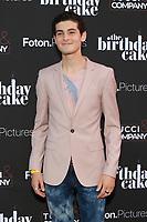 LOS ANGELES - JUN 16:  David Mazouz at The Birthday Cake LA Premiere at the Fine Arts Theater on June 16, 2021 in Beverly Hills, CA