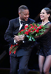 """Cuba Gooding Jr. returns to Broadway in """"Chicago"""" with Bianca Marroquin on October 9, 2018 at the Ambassador Theatre in New York City."""