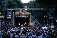 July 1993 file photo - Montreal Qc) CANADA - Festival Juste Pour Rire