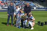VOETBAL: HEERENVEEN: Abe Lenstra Stadion, 23-04-2019, SC Heerenveen - NAC, uitslag 2-1, afscheid Stijn Schaars, ©foto Martin de Jong