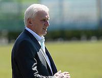 KFC Lichtervelde - KVC Ardooie : Lichtervelde coach Henky Minne <br /> Foto VDB / Bart Vandenbroucke