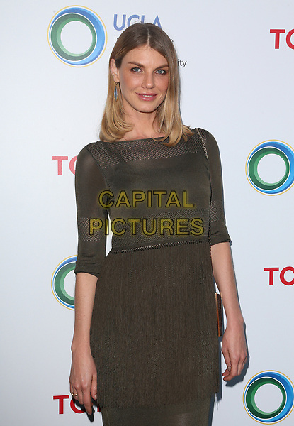 BEVERLY HILLS, CA - March 13: Angela Lindvall, At The UCLA Institute Of The Environment And Sustainability Celebrates Innovators For A Healthy Planet At Private Resident In California on March 13, 2017. <br /> CAP/MPI/FS<br /> ©FS/MPI/Capital Pictures