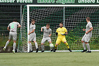 Stockstadt klärt mit vereinten Kräften- Rüsselsheim 22.08.2021: SV Alemannia Königstädten vs. SKG Stockstadt, Kreisliga A