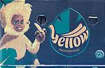 Yellow Bananas fruit box design Italy 2019, 2010s