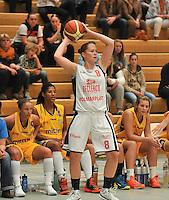 Dames Basket Waregem DBC : Lien Delmulle<br /> foto VDB / Bart Vandenbroucke