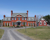 April 2005, Frelighsburg (Qc) CANADA - French rocker Johnny Halliday fell in love with this $1.7million dollar (cdn), located spme 150km south of Montreal, imagined raising horses here. The deal was cancelled when his lady friend, Laeticia decided she hates Quebec. Johnny had signed a purchase as a X-mas gift for his lady friend and johnny wanted to have one foot in Quebec, when he opted out of the purchase, the seller attempted to pursue him, and asked when Johnny did consult with Laeticia prior to purchasing