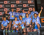 The Extra Mile 2018 -  Winning team after the New York race on 3 May 2018, in New York, USA. Photo by Enrique Shore / Power Sport Images