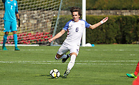Portland, OR - Wednesday August 09, 2017: Taylor Booth during friendly match between the USMNT U17's and Chile u17's at Nike World Headquarters in Portland, OR.