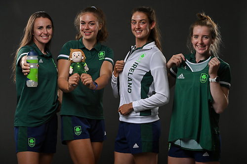 From left: Aifric Keogh, Eimear Lambe, Fiona Murtagh and Emily Hegarty
