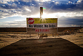 Huron, California<br /> November 19, 2014<br /> <br /> The effects of the drought and water issues in California's central valley.