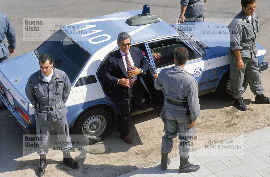 - scuola scorte della Polizia di Stato ad Abbasanta (Oristano)....-  State Police escort school at Abbasanta (Oristano)