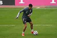 Jamal Musiala (Deutschland Germany) - 23.03.2021: Training der Deutschen Nationalmannschaft vor dem WM-Qualifikationsspiel gegen Island, Merkus Spiel Arena Duesseldorf