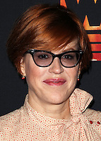 """CENTURY CITY, CA, USA - SEPTEMBER 27: Molly Ringwald arrives at the Los Angeles Screening Of Disney XD's """"Star Wars Rebels: Spark Of Rebellion"""" held at the AMC Century City 15 Theatre on September 27, 2014 in Century City, California, United States. (Photo by Celebrity Monitor)"""