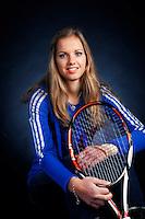 23-12-09, Delft, Tennis, Arantxa Rus