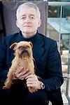 il griffone di bruxelles Annarico con Fabio Raffaele all'esposizione canina internazionale di sassari e chiaramonti 16-17 febbraio 2013