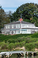 Charming Cape Cod style beach house.