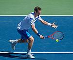 Andy Murray (GBR) Beats Mikhail Youznhy (RUS), 6-2, 6-3