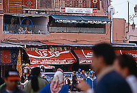 Street sceane, Marrakesh, Morocco
