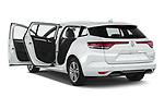 Car images of 2020 Renault Megane Intens 5 Door Wagon Doors
