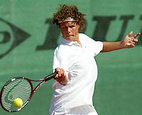 13-8-06,Den Haag, Tennis Nationale Jeugdkampioenschappen, Francois Brand