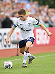 10.08.2019,  GER; DFB Pokal, SV Drochtersen/Assel vs FC Schalke 04 ,DFL REGULATIONS PROHIBIT ANY USE OF PHOTOGRAPHS AS IMAGE SEQUENCES AND/OR QUASI-VIDEO, im Bild Einzelaktion Hochformat Jonjoe Kenny (Schalke #20) Foto © nordphoto / Witke