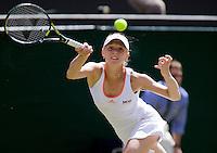 30-6-08, England, Wimbledon, Tennis, Chakvetadze