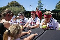 Stanford, CA - May 13, 2017:  Stanford drops its season finale against Oregon, 9-0 at Boyd & Jill Smith Family Stadium.
