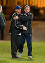 23/03/2010 Copyright  Pic : James Stewart.sct_jspa07_dundee_v_qots  .::  QUEEN OF THE SOUTH MANAGER KENNY BRANNIGAN AND DUNDEE MANAGER GORDON CHISHOLM  ::  .James Stewart Photography 19 Carronlea Drive, Falkirk. FK2 8DN      Vat Reg No. 607 6932 25.Telephone      : +44 (0)1324 570291 .Mobile              : +44 (0)7721 416997.E-mail  :  jim@jspa.co.uk.If you require further information then contact Jim Stewart on any of the numbers above.........