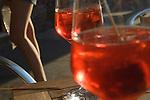 Campari and Soda  Venice Italy 2009.