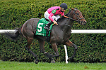 October 10, 2020: Broadway Lady, trained by Mark Casse, wins Race 6, Maiden Special Weight, at Keeneland on October 10, 2020 in Lexington, KY. Jessica Morgan/ESW/CSM