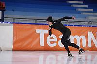 SCHAATSEN: HEERENVEEN: 27-10-2018, IJsstadion Thialf, trainingswedstrijd, Ireen Wüst, ©foto Martin de Jong