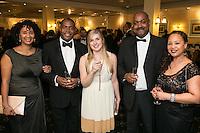 From left are Susan Baptiste, Clarkson Baptiste, Laura Such, Paul Thoma and Joy Thomas