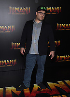 Jack Black @ the photocall for Columbia pictures 'Jumanji: Welcome to the Jungle' held @ The Colosseum at Caesars Palace.<br /> March 27, 2017 , Las Vegas, USA. # SONY PRESENTATION AT CINEMA CON 2017
