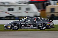 Porsche GT3 Cup Challenge Canada<br /> Victoria Day SpeedFest Weekend<br /> Canadian Tire Motorsport Park, Mosport, ON CAN<br /> Sunday 21 May 2017<br /> 07, Tim Sanderson, GT3CP, CAN, M, 2017 Porsche 991<br /> World Copyright: Jake Galstad<br /> LAT Images<br /> ref: Digital Image galstad-CTMP-0517-56228