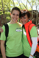 04-23-10 Colleen & Kelsey - Oral Cancer Walk