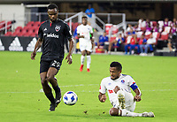Washington, DC. - Wednesday, September 19, 2018: D.C United and Olimpia (HON) played to a 1-1 tie in an international friendly match at Audi Field.