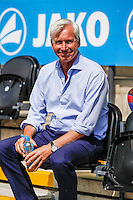 Alan Pardew (Manager) of Crystal Palace before the Friendly match between Barnet and Crystal Palace at The Hive, London, England on 11 July 2015. Photo by David Horn.