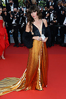"""CANNES, FRANCE. July 6, 2021: Lou Doillon at the premiere of """"Annette"""" at the gala opening of the 74th Festival de Cannes.<br /> Picture: Paul Smith / Featureflash"""