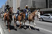 22.09.2018 - Dia Mundial sem Carro - Calavaleiros av Paulista em SP