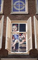 Nederland  Hoorn- September 2020 . Pop-up museum EXPOOST aan de Roode Steen. Foto : ANP/ Hollandse Hoogte / Berlinda van Dam