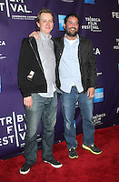 April 21, 2012 Seth Keal and Charles Miller attend the premiere of Help Wanted Shorts Program -2012 Tribeca Film Festival  at the AMC Loews Village, 66 Third Avenue in New York City. Credit: RW/MediaPunch Inc.